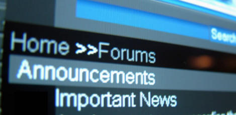 Forums