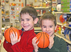 Basketball Shop